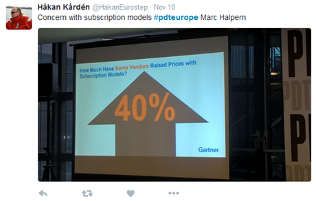 GartnerSupscriptionModels
